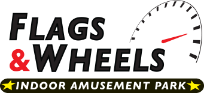 Flags & Wheels Logo